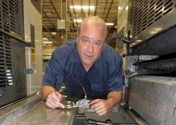 Longtime Mitsubishi Press Expert Brent Weaver Joins RM Machinery Team
